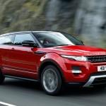 Land Rover Range Rover Evoqueque